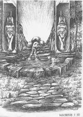 Каскады, водопады и гроты 1