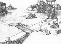 Пруды и озера 1