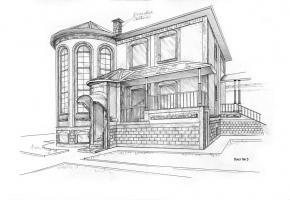 Отделка и облицовка фасадов 3