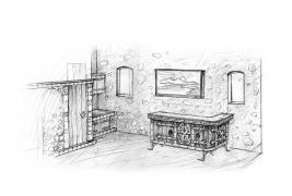 Мебель для беседок-1
